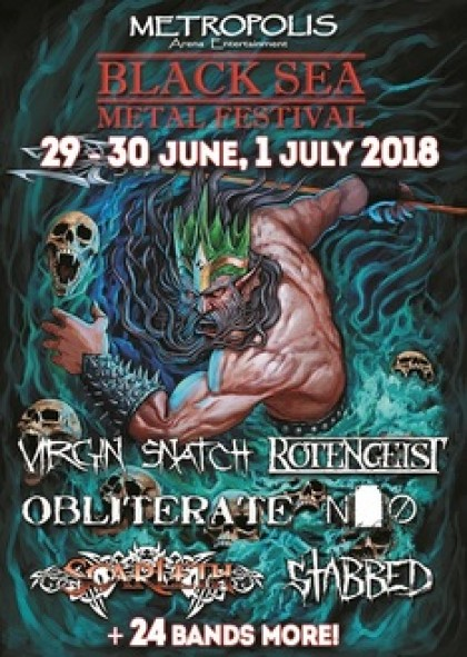 BLACK SEA METAL FESTIVAL IV